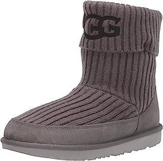 UGG 儿童针织时尚靴子