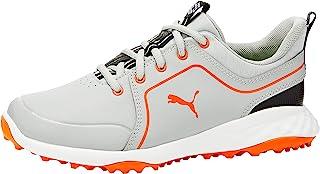 PUMA 男士 Grip Fusion 2.0 JRS 高尔夫球鞋