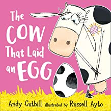 The Cow That Laid An Egg: A fantastically funny farmyard story! (English Edition)