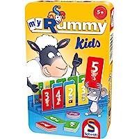 Schmidt Spiele 51439 MyRummy Kids,一起游玩的罐子游戏