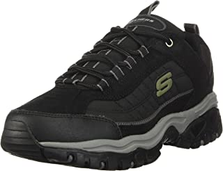 Skechers 斯凯奇 Sport 男式 Energy Downforce 系带运动鞋