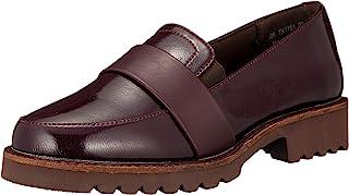 Tene 乐福鞋 TN1751_WIN-E_24.5 女士 红酒漆皮 24.5 厘米 2_e