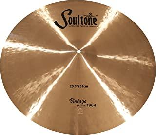 Soultone 镲片碰撞-ride-cymbals (VOS64-CRR20.5)