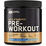 Optimum Nutrition Gold Standard 锻炼前维生素D,肌酸,β-丙氨酸和咖啡因的能量,对酮友好…