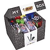 BIC比克 办公室小型文具套装 120件