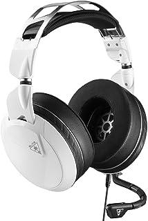 Turtle Beach Elite Pro 2 White Pro Performance 游戏耳机,适用于 Xbox One、PC、PS4、XB1、Nintendo Switch 和 Mobile