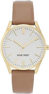 Nine West 正装手表(型号:NW/1994SVTN)