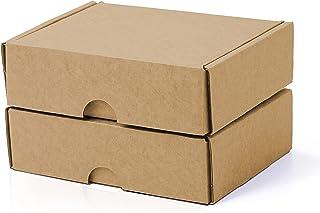 SR Mailing by Prestige Cartridge Royal Mail PiP Boxes 环保 50 包迷你强力纸板邮寄信 - 邮寄和礼品邮寄包裹