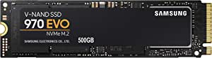 Samsung 970 EVOMZ-V7E500BW 500 GB