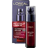 L'Oréal Paris 巴黎欧莱雅 复颜光学系列(Revitalift Laser X3) 玻尿酸冻龄肤精华,三倍锁…