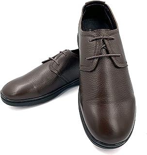 BlueSea牛津平底 像运动鞋一样的皮鞋 男士