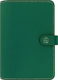 Filofax 原装 A5 收纳袋 Personal 深水绿色