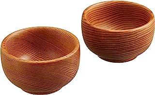 山下工艺(Yamasita craft) 日本产 屋久杉美食 2个