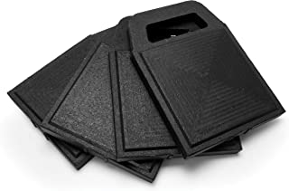 Camco 44591 Stabilizer Jack Flex Pad, 4 Pack