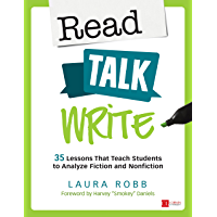 Read, Talk, Write: 35 Lessons That Teach Students to Analyze…