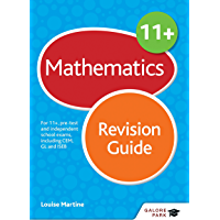 11+ Maths Revision Guide: For 11+, pre-test and independent…