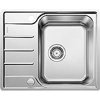 Blanco 铂浪高 Lemis 厨房水槽 不锈钢刷头 45 cm Unterschrank 525114
