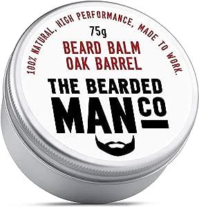 The Bearded Man Company 橡木桶香味胡须香膏