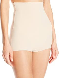 Maidenform 光滑光滑女士高腰平角内裤