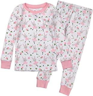 Honest Baby Clothing 婴儿*棉睡衣 2 件套