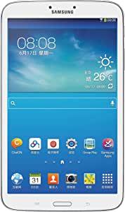 SAMSUNG 三星 Galaxy TAB3 T311 8英寸智能平板电脑 1.5GHz 双核处理器 Android4.2 智能操作系统 (16GB 3G版 支持语音通话功能 皓月白)