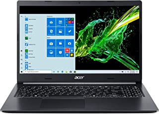 Acer 宏碁 Aspire 5 A515-55T-53AP,15.6 英寸高清触摸显示屏,* 10 代英特尔酷睿 i5-1035G1,8GB DDR4,256GB NVMe SSD,WiFi 6,高清网络摄像头,背光键盘,Windows 10...