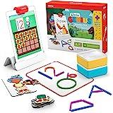Osmo - Little Genius 入门套件 适用于 iPad + 早期数学冒险 - 6 种手动学习游戏 - 适合…