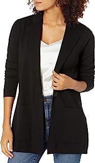 AX Armani Exchange 女式基本贴布口袋外套