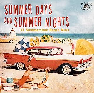 Summer Days & Summer Nights 31 夏季海滩坚果图案