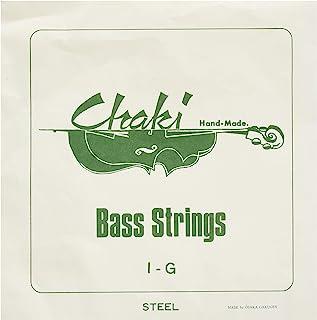 Chaki 弦 G 钢 Contrabass ( 低音大提琴 ) 用