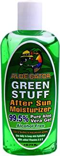 Aloe Gator Green Stuff After Sun 保湿霜