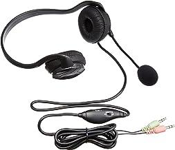 iBUFFALO 双声道颈部带 电脑耳机 黑色 BSHSN02BK
