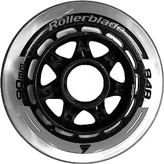 Rollerblade 中性款 – 成人轮子 90/84A(8 件),中性,均码