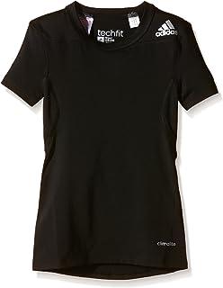adidas 阿迪达斯男孩 Techfit Base T 恤