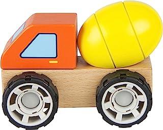 Iwood 混凝土搅拌机,木质车辆,可安装和拆卸,13017