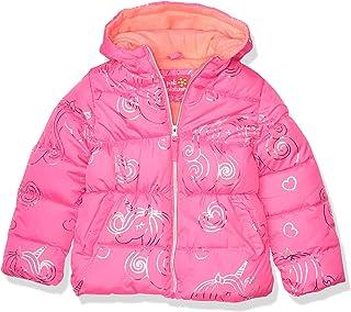 Pink Platinum 女童羽绒服