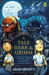 A Tale Dark and Grimm (A Tale Dark & Grimm Book 1) (English Edition)
