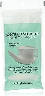 Ancient Secrets Nasal 洁面锅盐,8 盎司