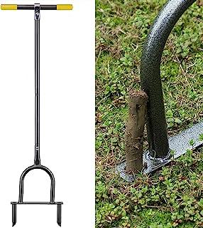 INFLATION 手动草坪打气机,重型草坪*塞芯充气工具