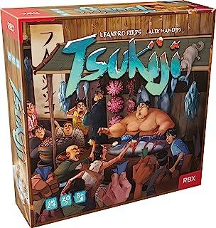 Redbox- Tsukiji, RBTSU01FR