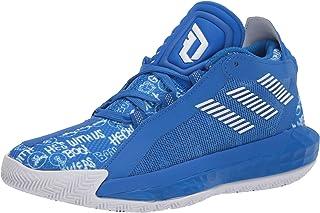 adidas 阿迪达斯 儿童 Dame 6 篮球鞋