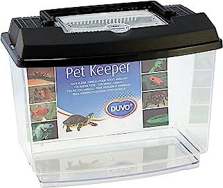 DUVO+ 宠物保管容器,用于爬行动物/两栖