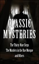 Classic Mysteries: The Thirty-Nine Steps, The Murders In The Rue (English Edition)