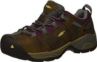 KEEN Utility 女式 Detroit XT 钢头工业鞋