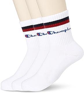 (冠军) Champion 袜子区平脚短裤手稿3双装