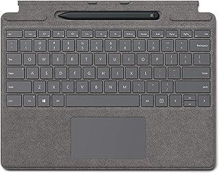 Microsoft 微软 Surface Pro X Signature 键盘套装 带超薄笔 白金