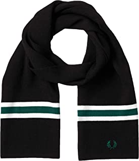 FRED PERRY 围巾 Merino Wool Scarf C7151