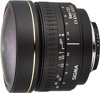 Sigma 适马 8mm F3.5 EX DG Circular Fis 镜头 (尼康卡口)