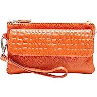 女式真皮腕包钱包斜挎包手机钱包手包