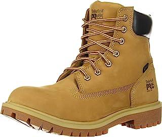 Timberland PRO 女式 Direct Attach 6 英寸钢头防水隔热工作鞋